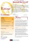 Beyond the GAAP no.67 - May 2013