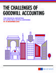 Challenges of Goodwill accounting Financial Reporting of listed RE companies in Europe