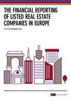 Financial Reporting of listed RE companies in Europe 2016